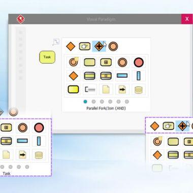 Maak kennis met het nieuwe Visual Paradigm 12.2